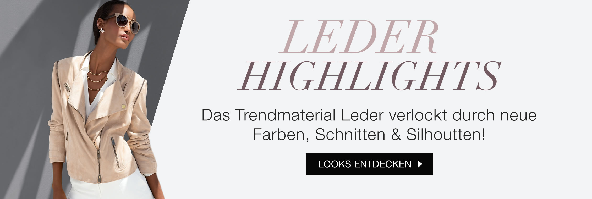 Leder Highlights entdecken